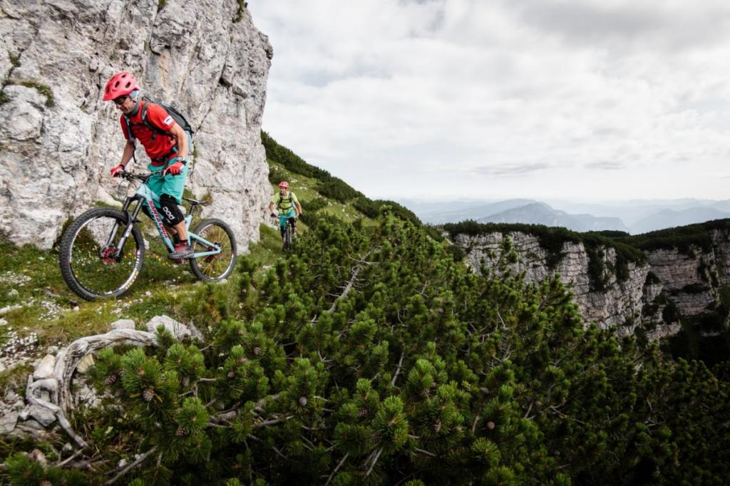 mountain bike Dolomiti Paganella Trentino 4