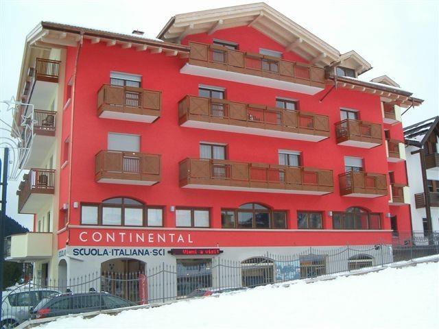 Hotel Continental inverno