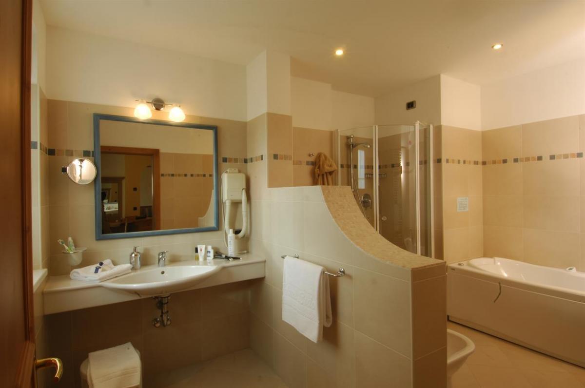 Bagno Suite Ortensia