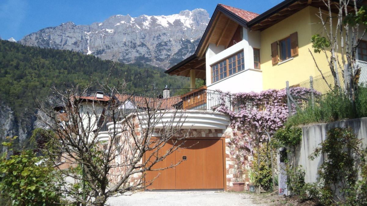 Villa Gardenia - ingresso