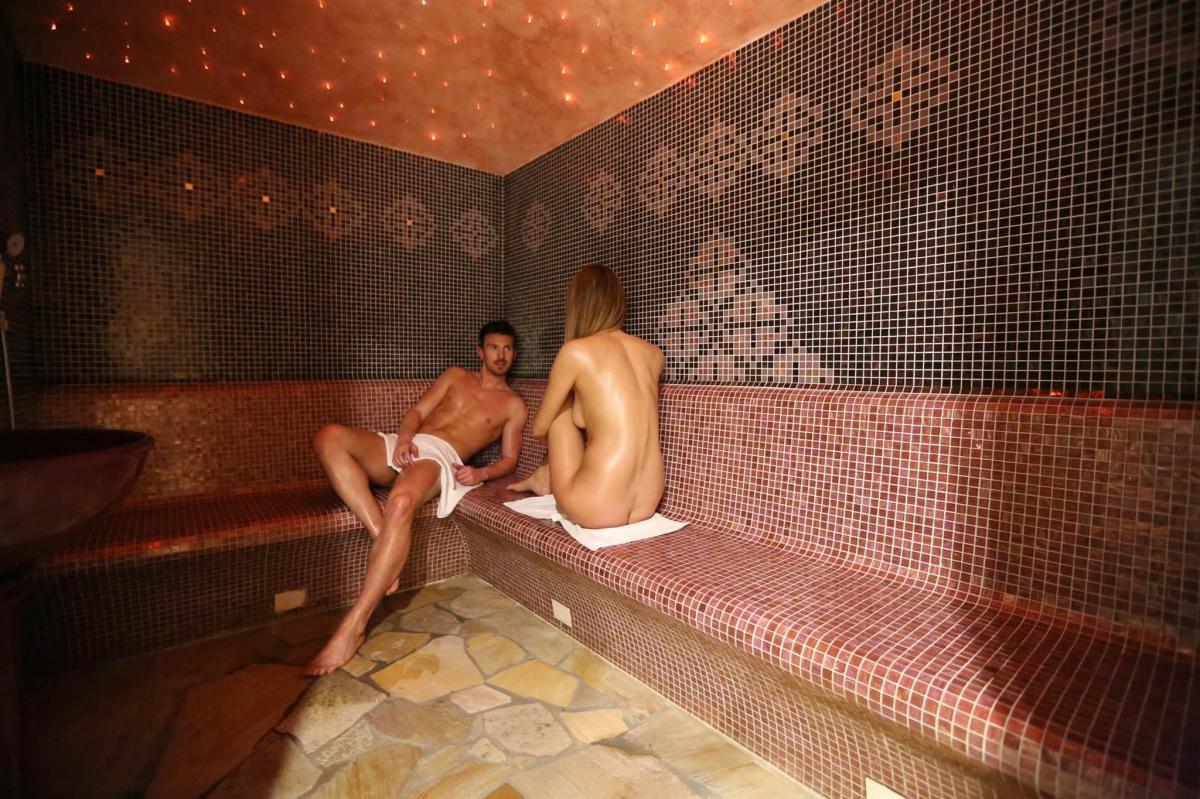 centro benessere bagno turco
