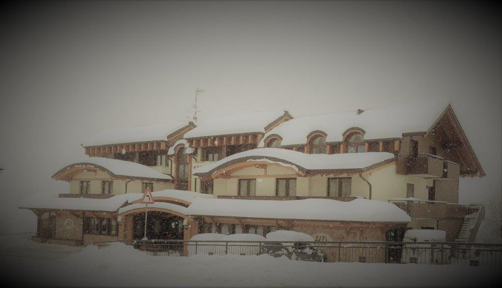 Hotel Regent's in inverno
