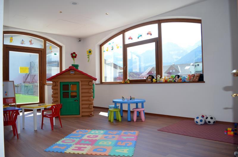 Sala giochi Residence Antares Andalo
