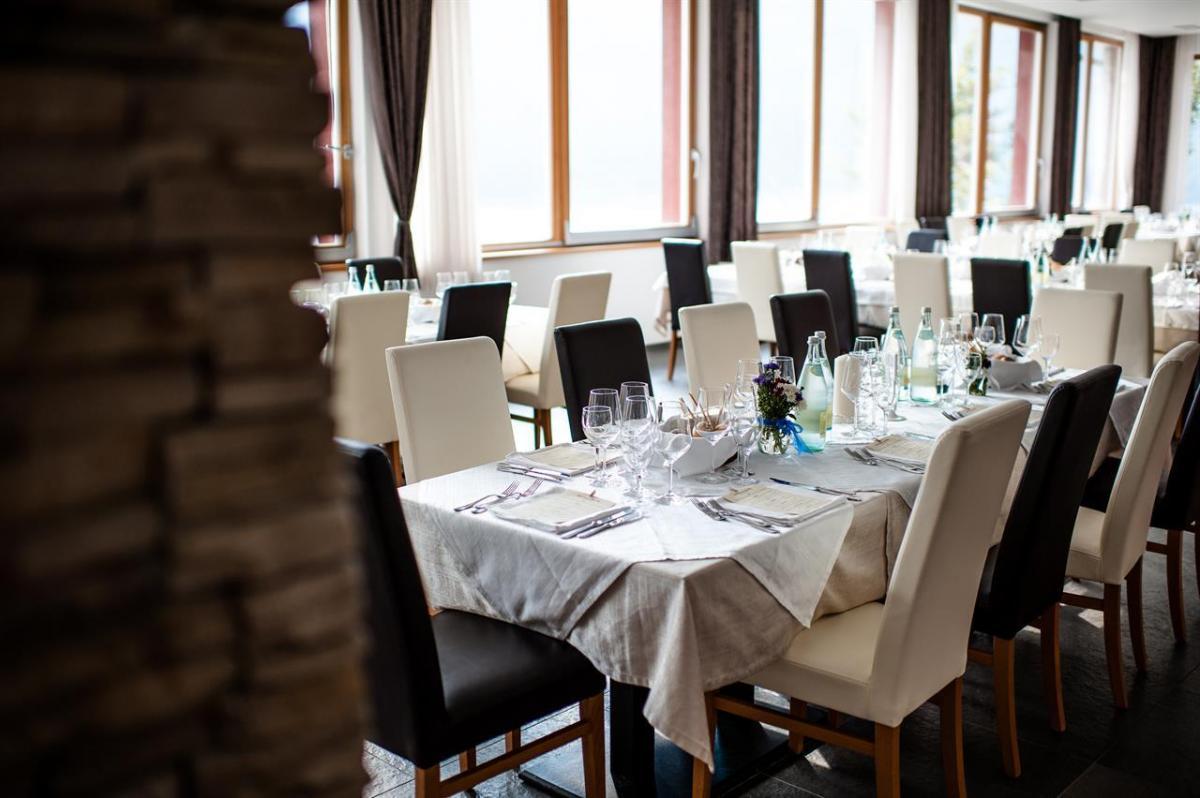 Hotel Molveno_sala ristornate