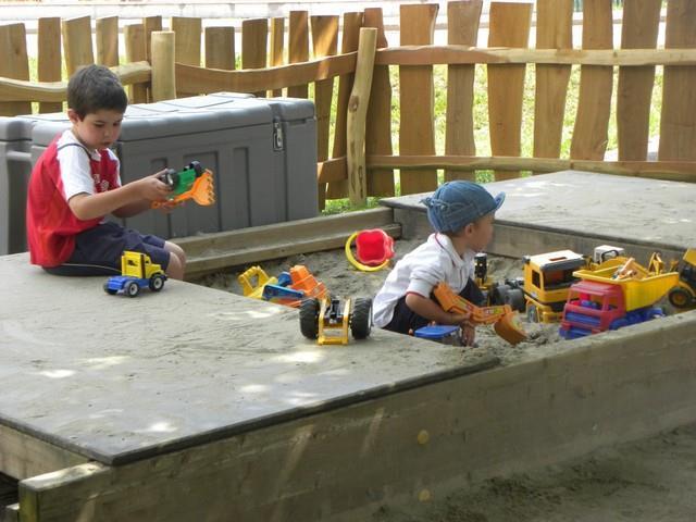giochi bambini Alpino Family Hotel