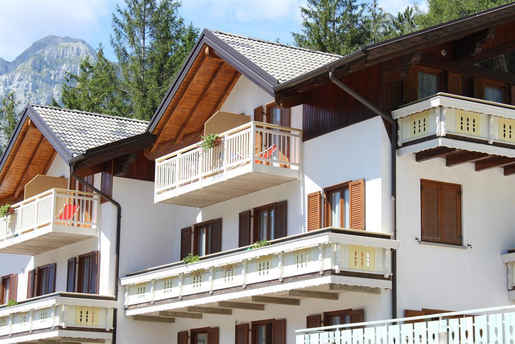 Casa Pineta - balcone