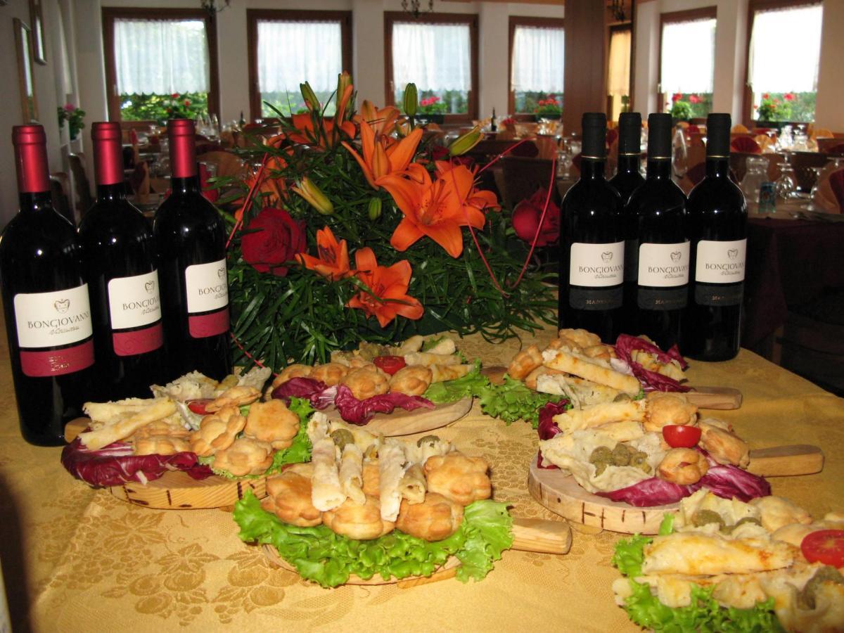 sala pranzo degustazione vini