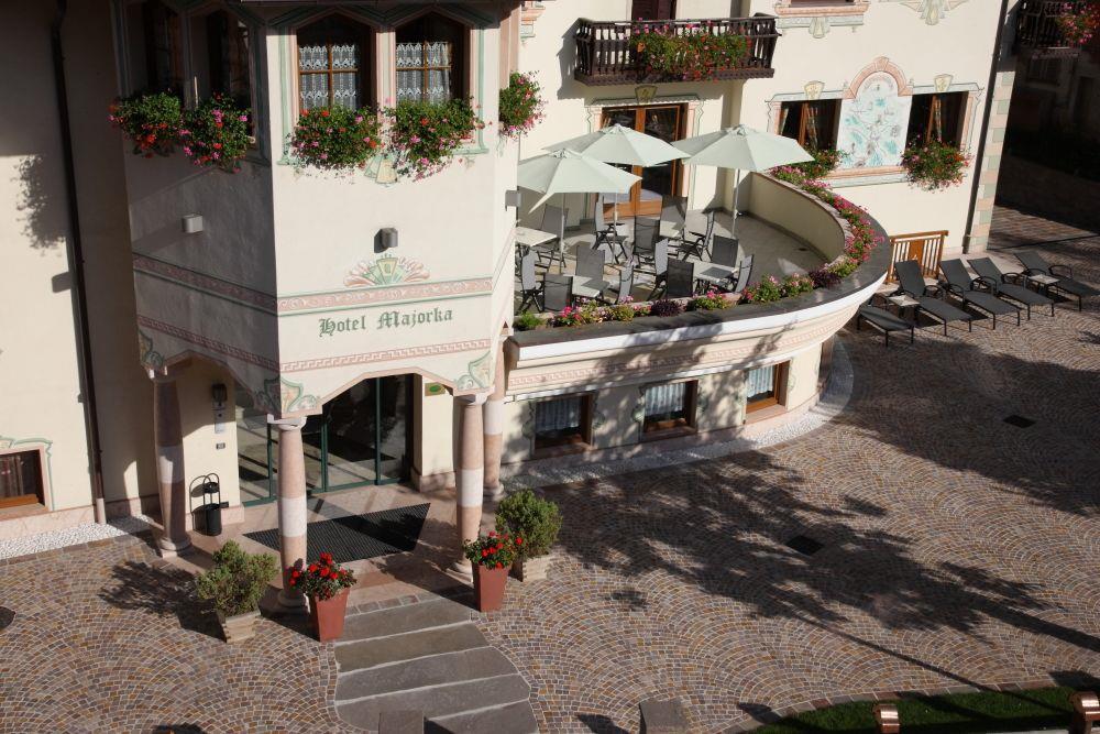 Hotel Majorka terrazza estate