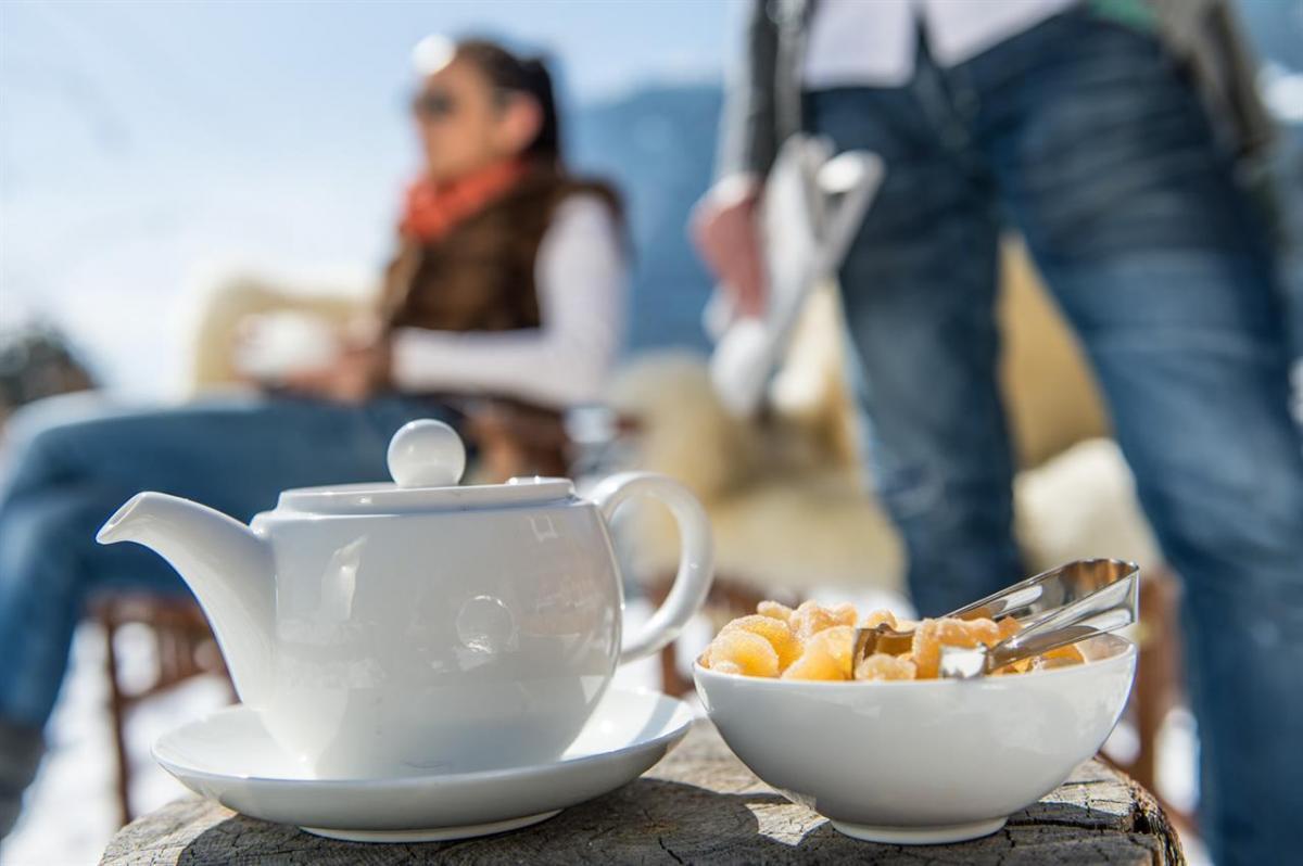 tea time, atmosfera e charme