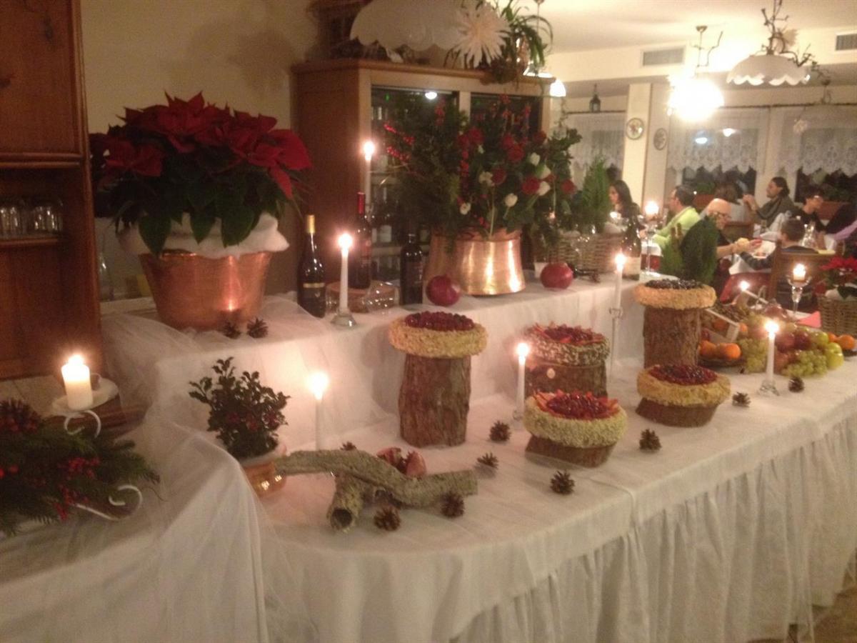 Buffet di Torte Hotel La Baita Andalo