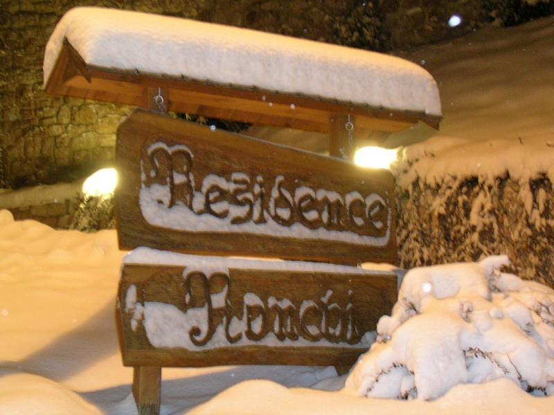 Residence  Ronchi inverno