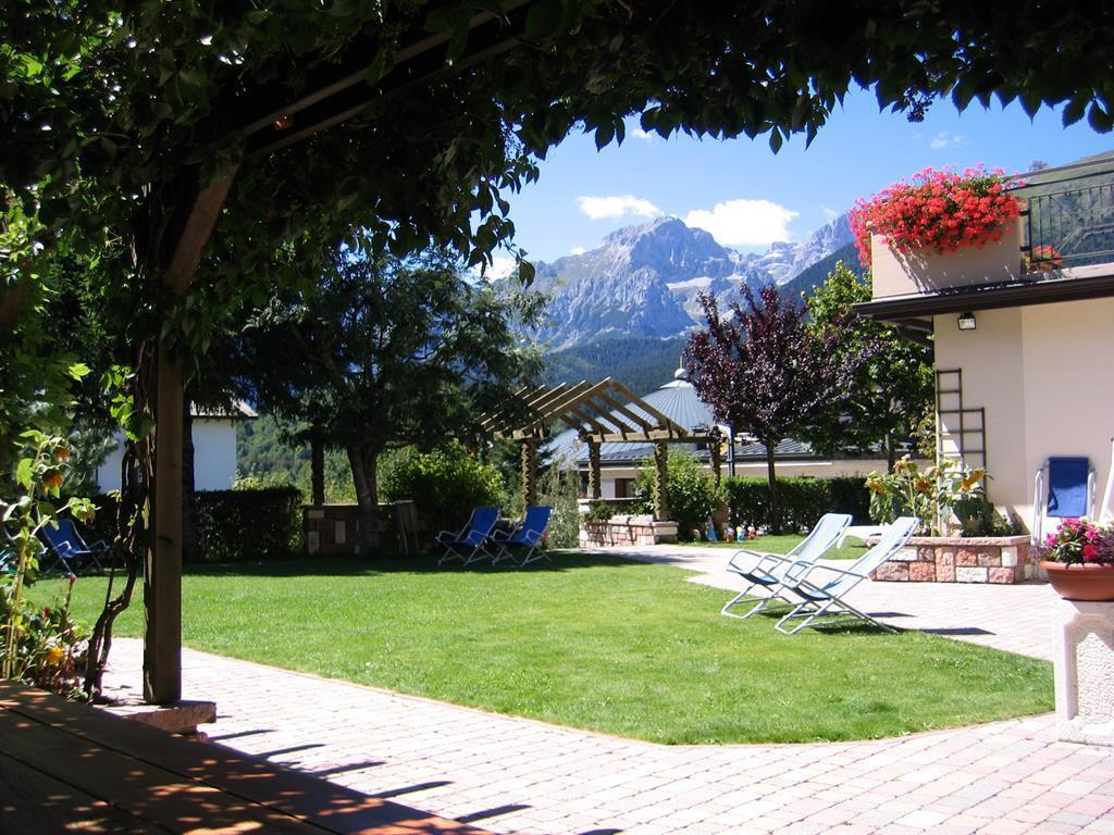 Giardino Dolomiti Hotel Olimpia Andalo