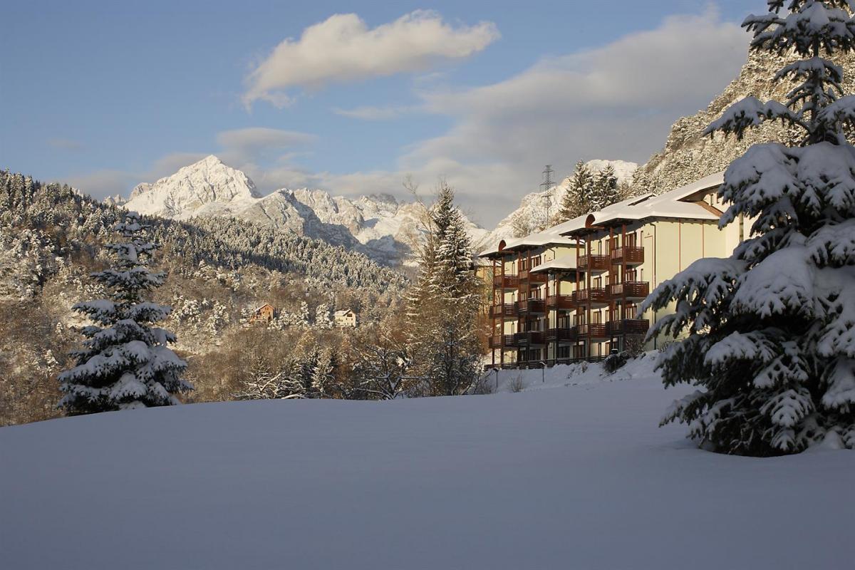 Hotel Arcobaleno_esterno_inverno