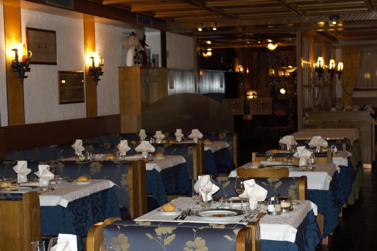 Andalo Ristorante Hotel Dal Bon