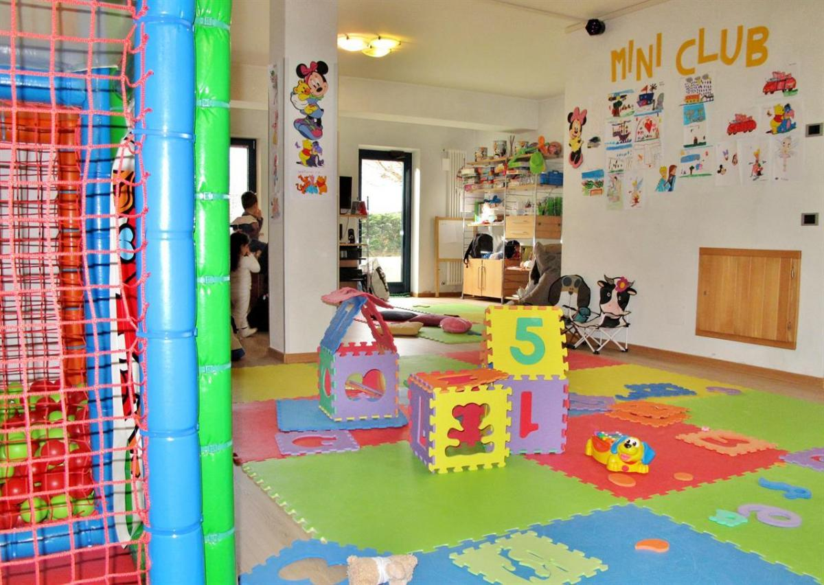 6 Kids Club Hotel Eden Andalo