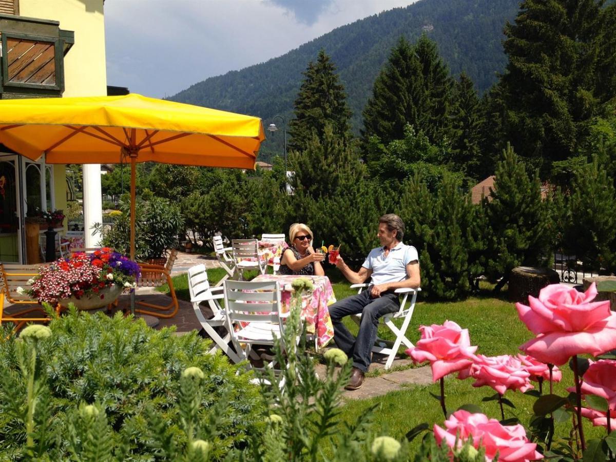 Hotel alle Dolomiti_giardino