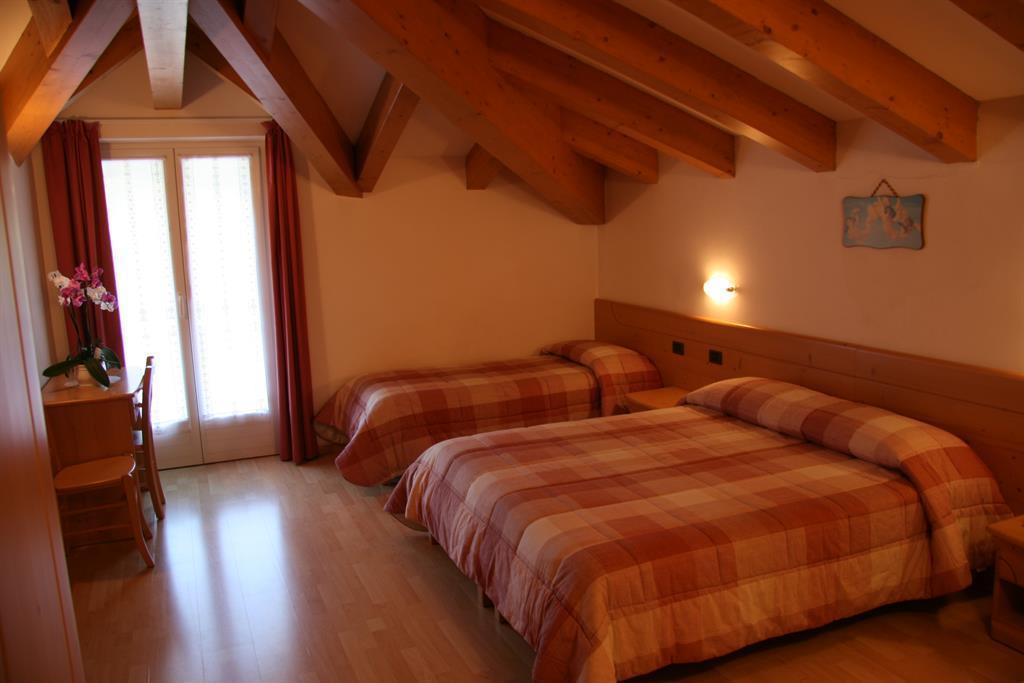 Stanza Dolomiti Hotel Olimpia