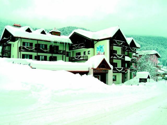 Hotel negritella inverno