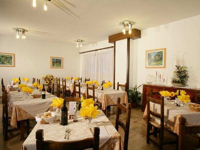 Club Hotel Costaverde Andalo sala