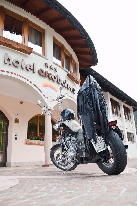 Entrata Hotel Arcobaleno