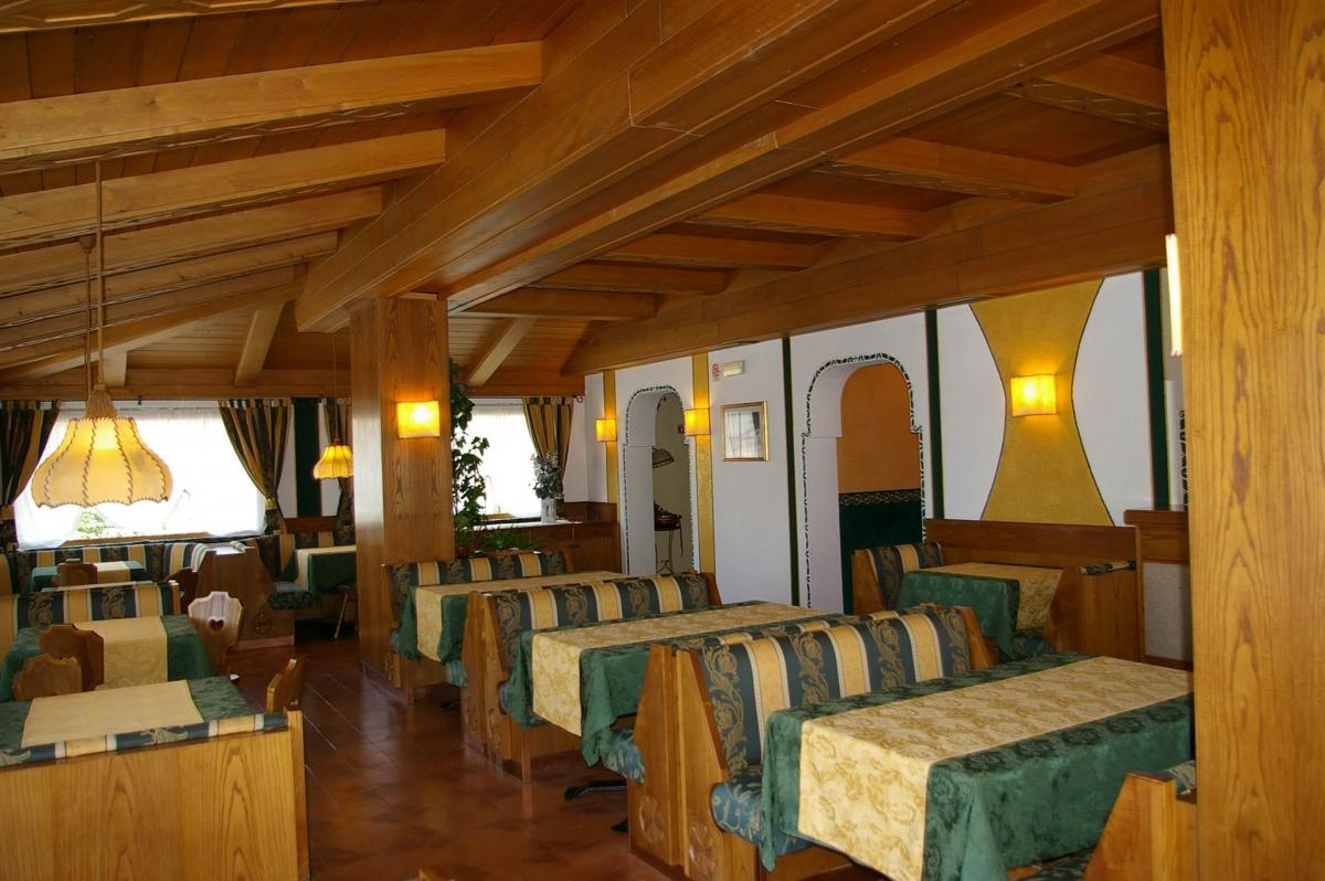Andalo  Sala ricreativa Hotel Dal Bon