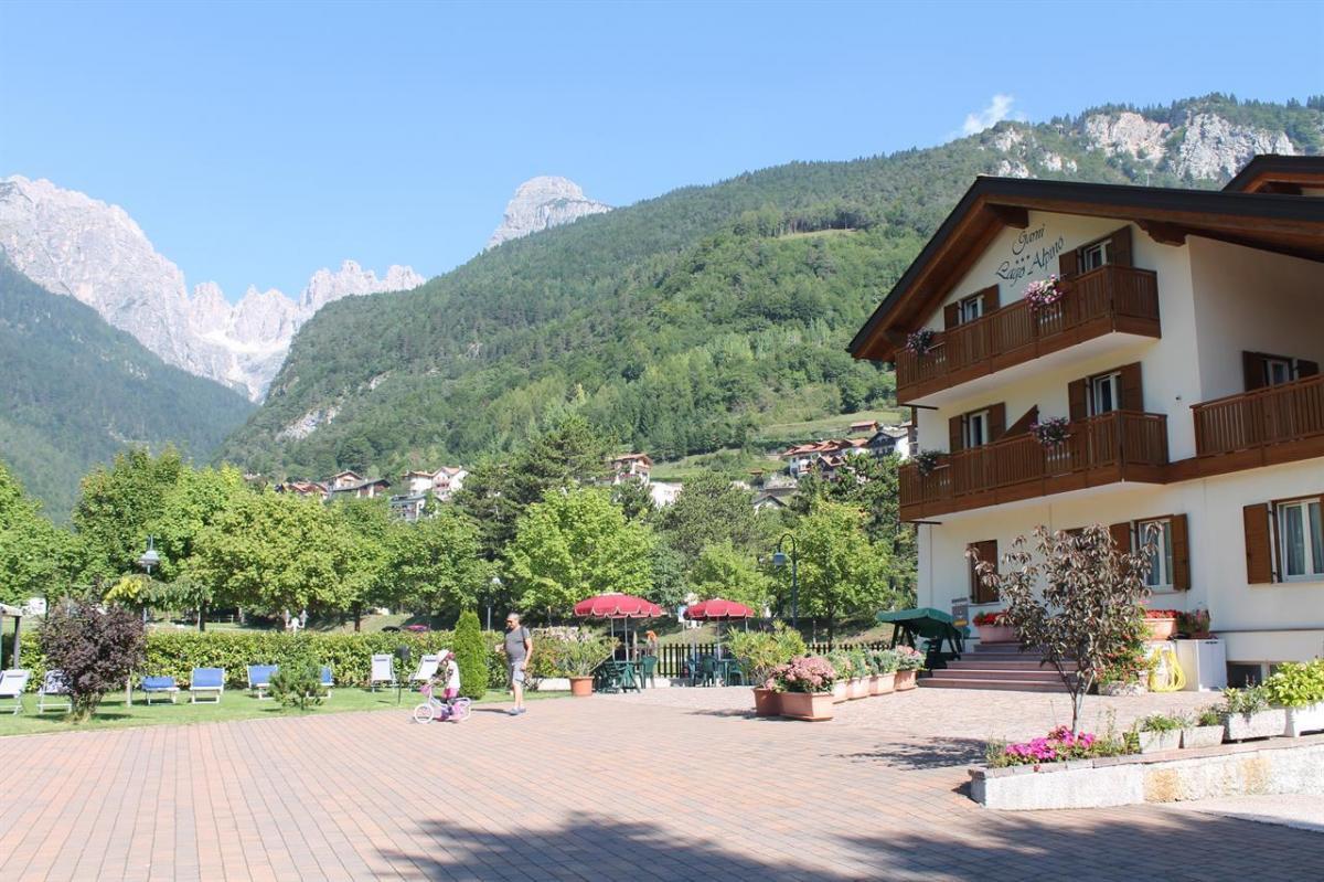Garnì Lago Alpino - Estate
