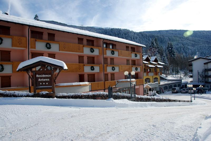 Residence Antares Andalo vacanza sulla neve