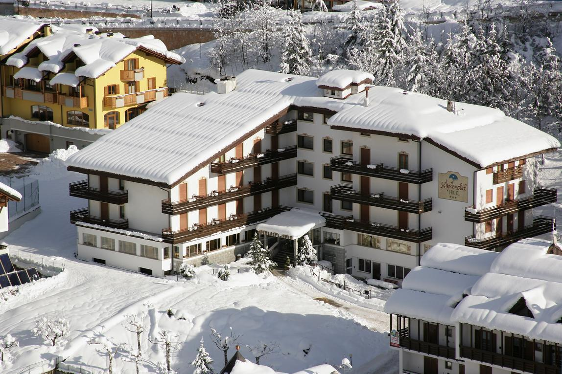 Hotel Splendid inverno