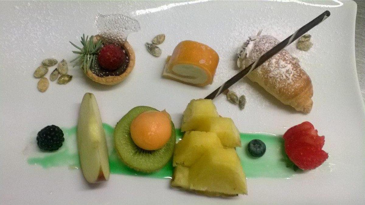 Dessert del Ristorante