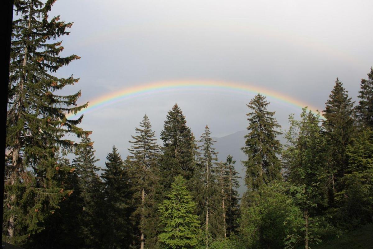 arcobaleno da Rifugio La Montanara Molveno