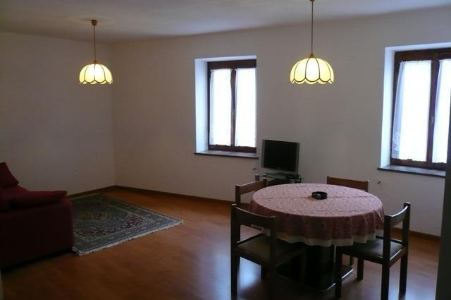Casa Gabriele Molveno soggiorno