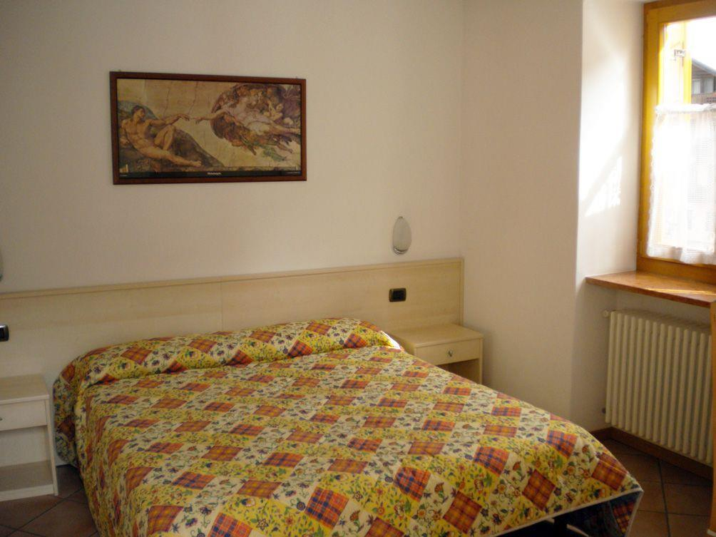 Al Pont di Bottamedi Severino - camera da letto