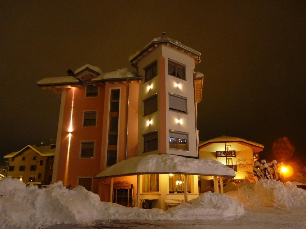 La dependance dell'albergo