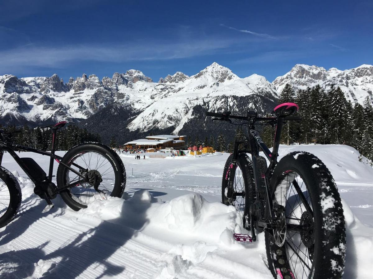Fat Bike in Paganella