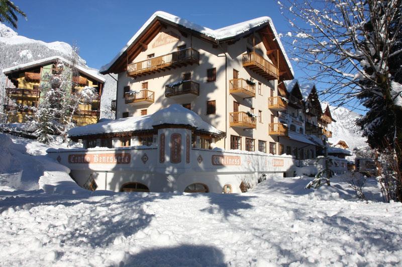 Park Hotel Sport Andalo Inverno