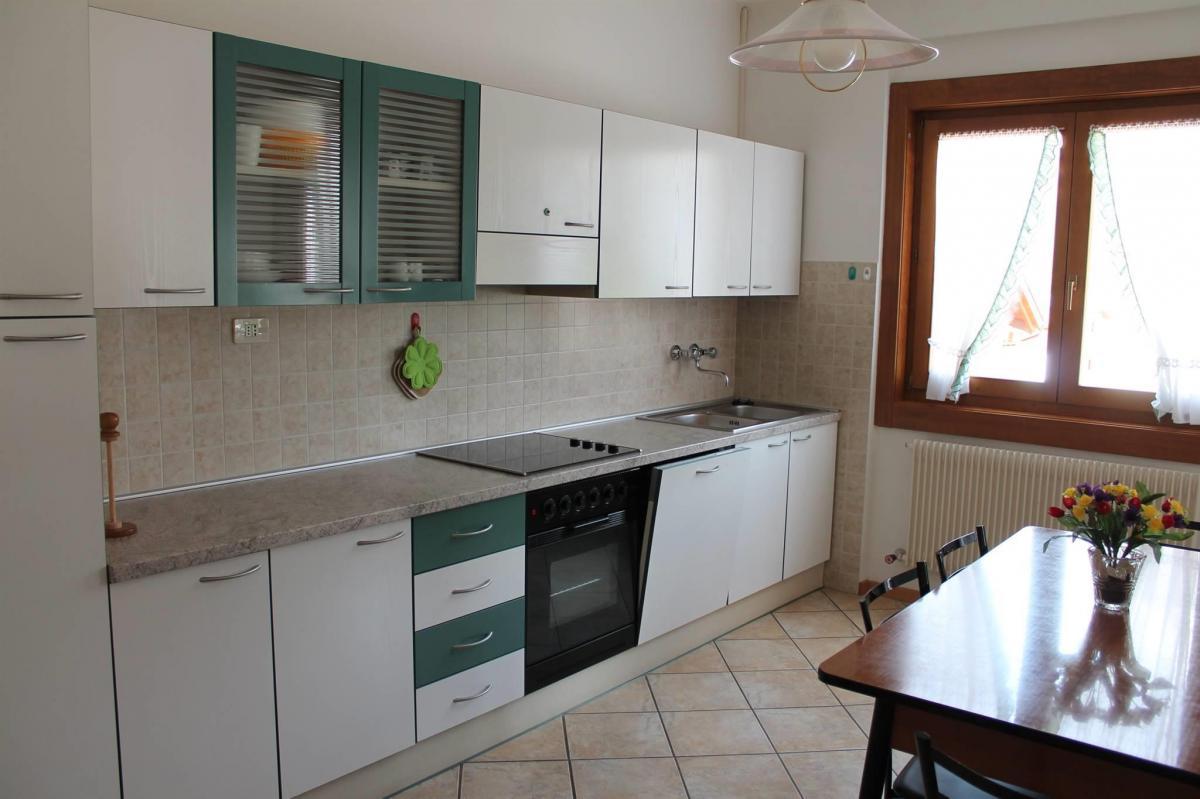 Appartamenti Osti Gino Andalo cucina..