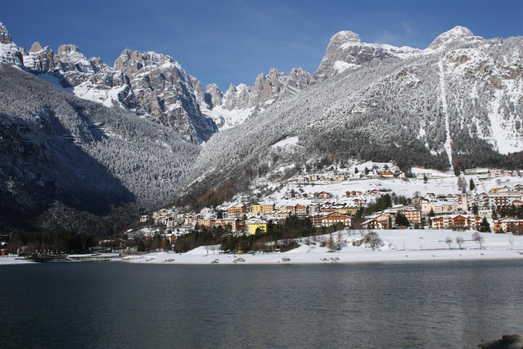 Molveno e Brenta winter