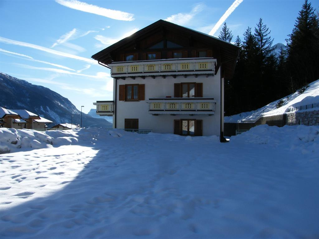 Casa Pineta inverno