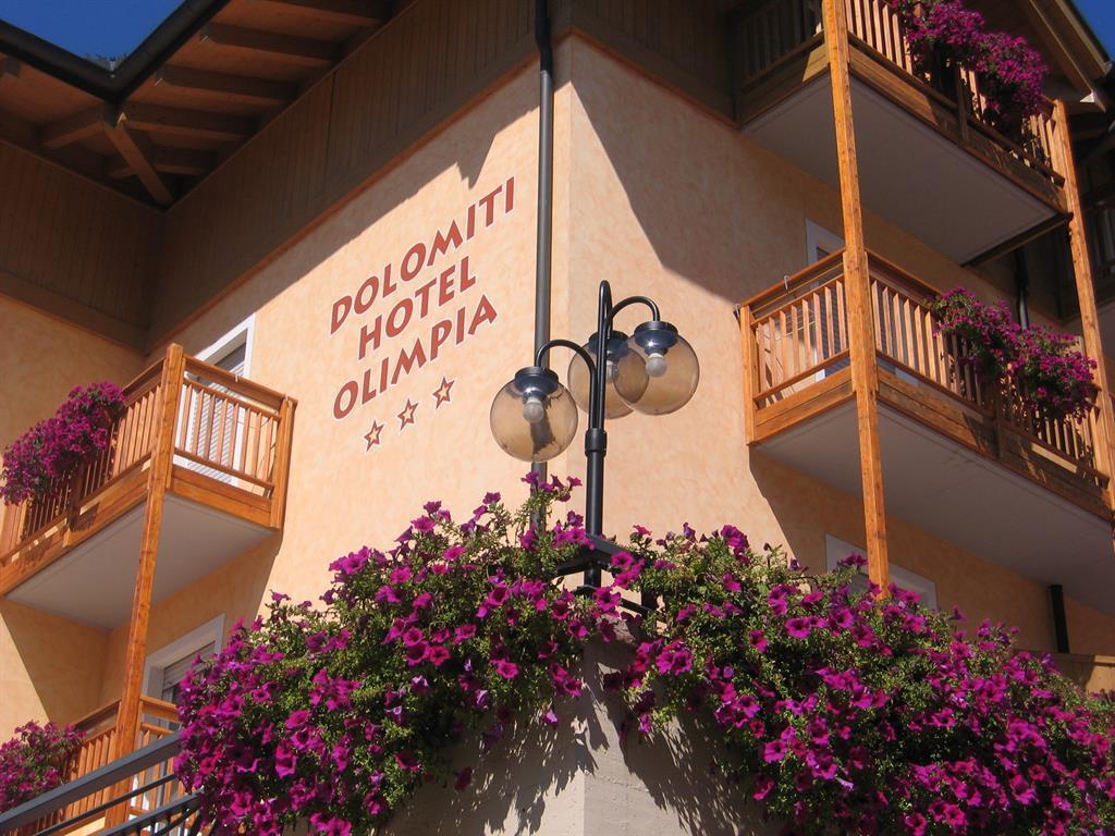 Balconi Fioriti Dolomiti Hotel Olimpia Andalo