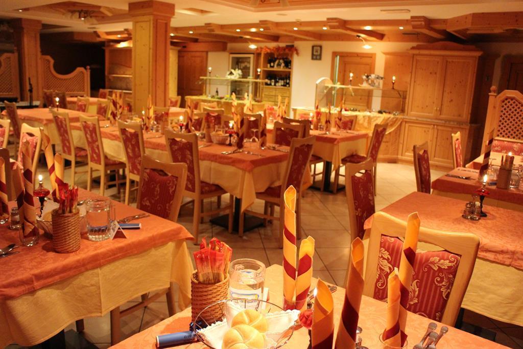 Ristorante Dolomiti Hotel Olimpia Andalo