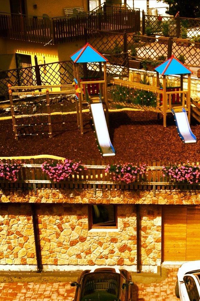 Parco giochi bimbi Park Hotel Sport**** di Andalo