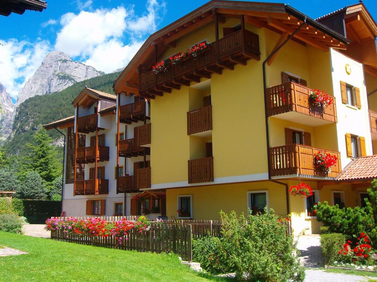 Residence Alpenrose_immagine esterno 1