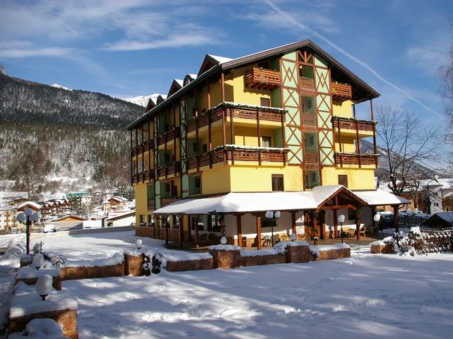 Hotel Dalbon inverno