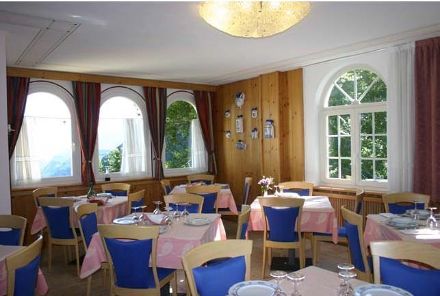 sala da pranzo Miravalle Fai