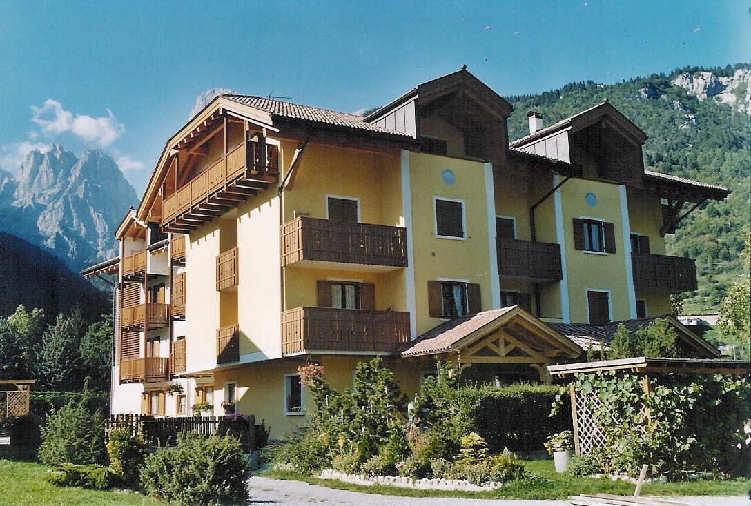 Residence Alpenrose_immagine esterno