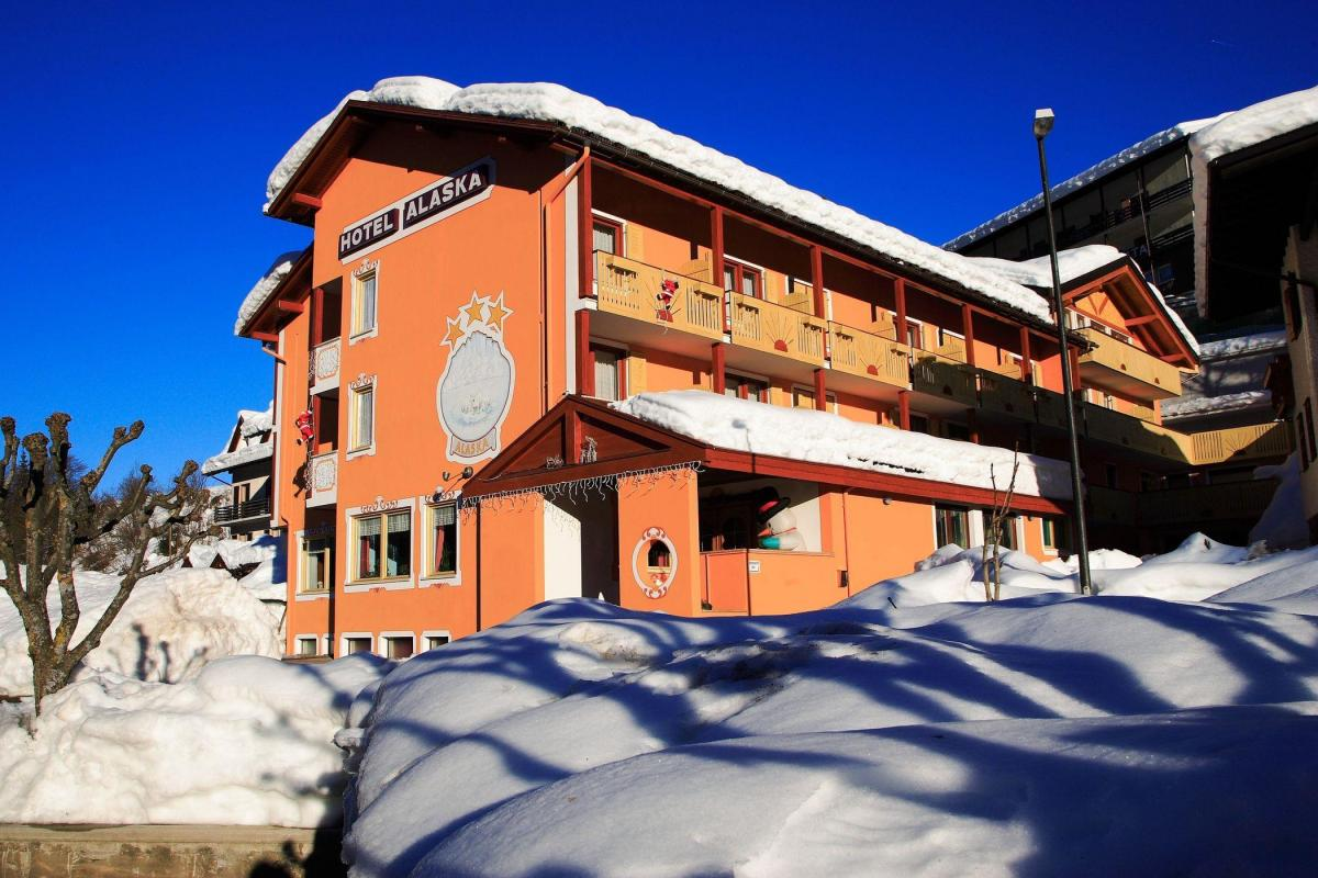 Hotel Alaska Inverno