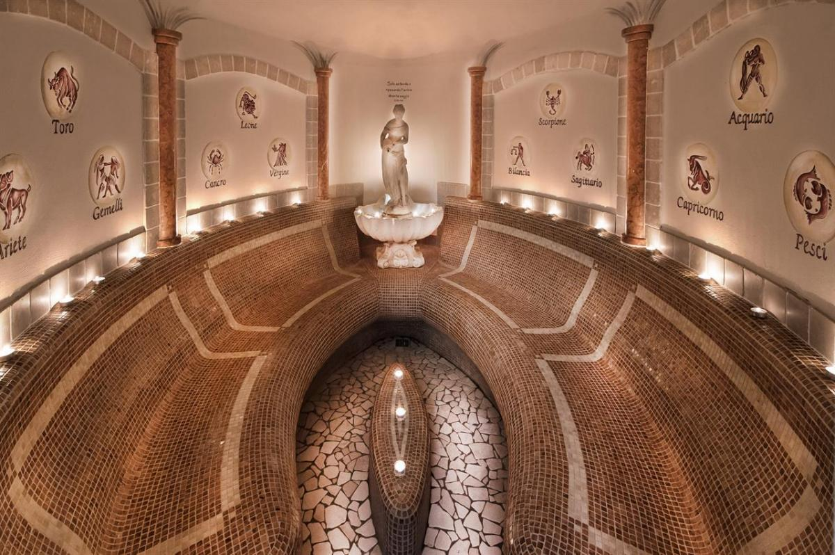 laconium o sauna romana