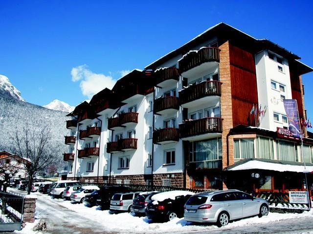 Hotel Andalo inverno