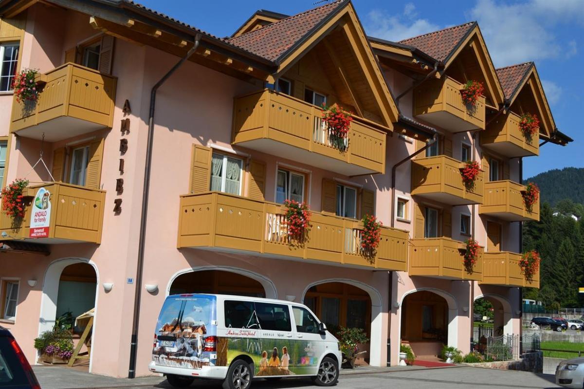 dipendenza hotel Ambiez
