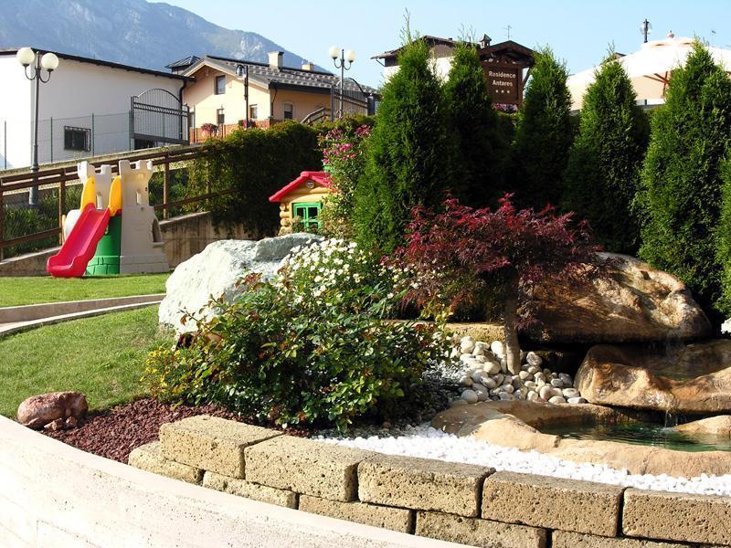 Residence Antares Andalo giardino